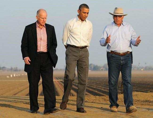 BROWN, OBAMA, FOX DISCUSS TRUMP'S WALL.