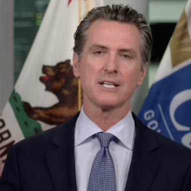 Newsom Bans Farting