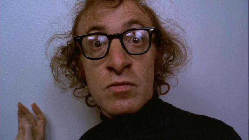 Woody Allen Not Dead